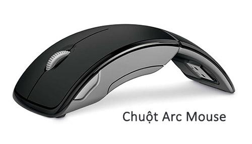 Chuột không dây bluetooth Arc Mouse