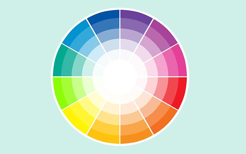 màu sắc trong thiết kế kiến trúc